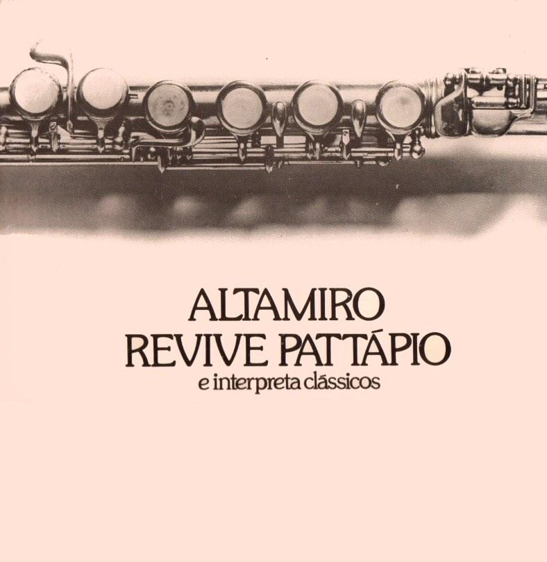 Altamiro Carrilho - 1957 - Saudades Da Bahia (EP Rip OGG at 500) [jarax4u]