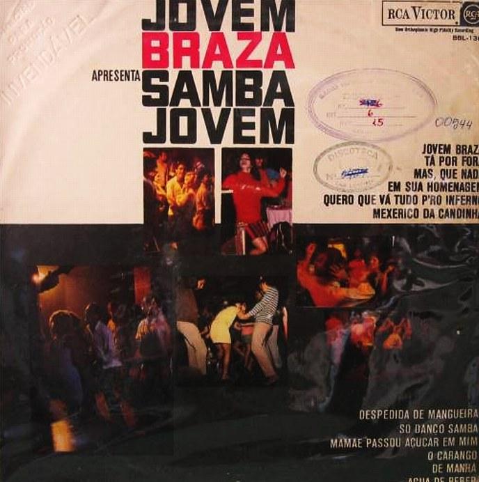 Jovem Brasa Jovem Braza Apresenta Samba Jovem