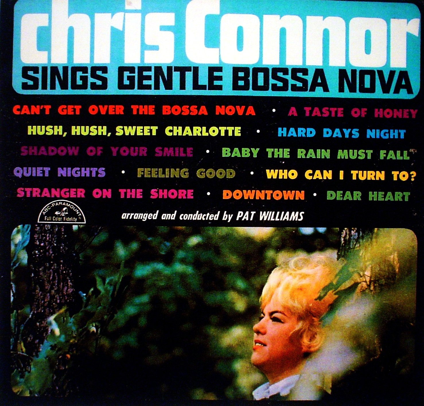 Chris Connor Sings Gentle Bossa Nova Nix This Innovative Os For