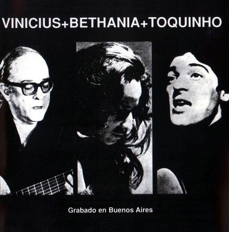 Resultado de imagem para Vinicius + Bethania + Toquinho en La Fusa - Mar Del Plata (1971)