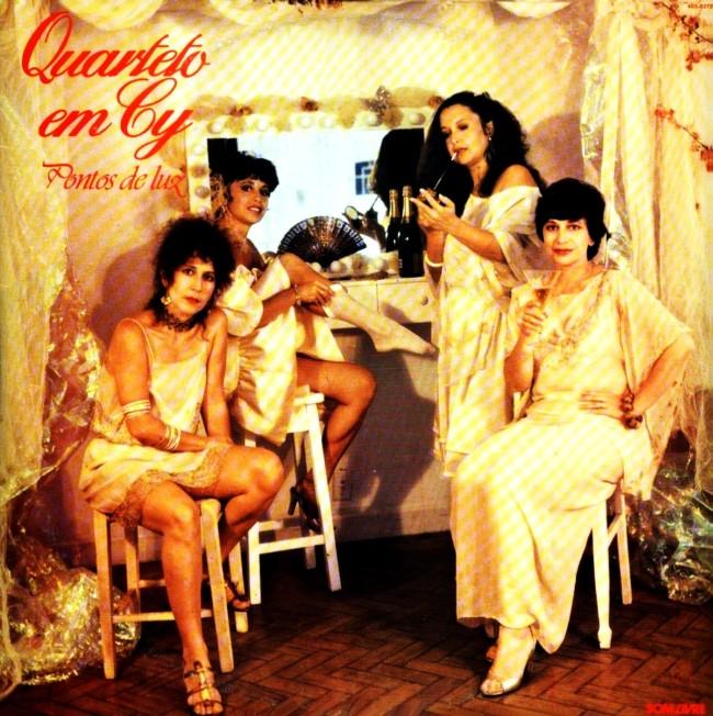 Resultado de imagem para Quarteto em Cy