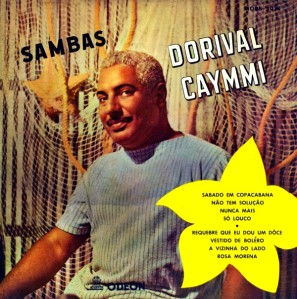 Dorival Caymmi - Sambas de Caymmi (1955)
