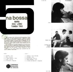 5 na Bossa (1965)-BACK