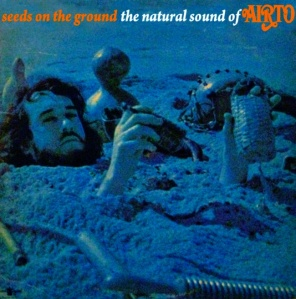 Airto Moreira - Seeds on the Ground LP (1971)-FRONT