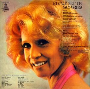 Claudette Soares - Voce (1974)-BACK