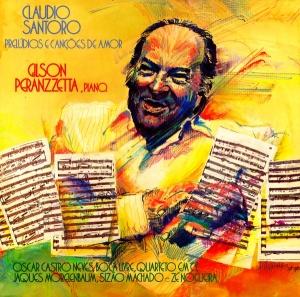 Claudio Santoro - Preludios e Cancoes de Amor (1989)