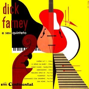 Dick Farney - Dick Farney e Seu Quinteto (1955)