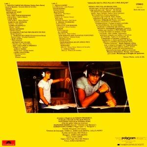 Edson Frederico & Metalurgica Dragao de Ipanema - Musica Pra Pular Brasileira (1980)-BACK