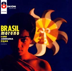 Luiz Arruda Paes e Sua Orquestra - Brasil Moreno (1960)