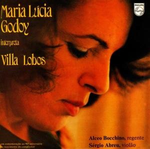 Maria Lucia Godoy - Interpreta Villa Lobos (1977)