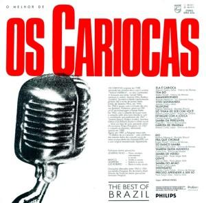 Os Cariocas - O Melhor de Os Cariocas (1989)-BACK