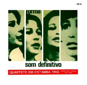 Quarteto em Cy - Tamba Trio (1966)