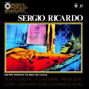 Sergio Ricardo - Historia da MPB (1971)