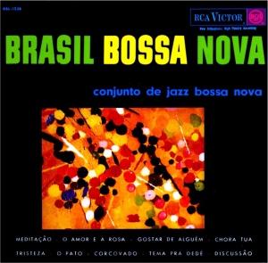 Conjunto de Jazz Bossa Nova - Brasil Bossa Nova (1963)
