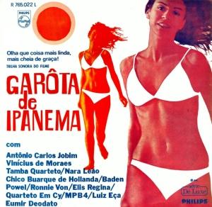 Garota de Ipanema - OST (1967)-FRONT