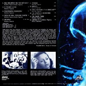 Paulinho Nogueira - Dez Bilhoes de Neuronios (1972)-BACK