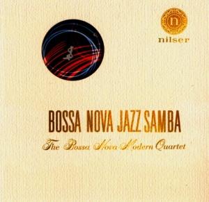 The Bossa Nova Modern Quartet - Bossa Nova Jazz Samba (1963)