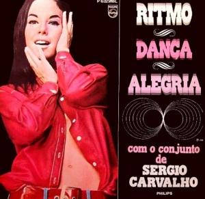 Conjunto Sergio Carvalho - Ritmo, Danca e Alegria (1968)