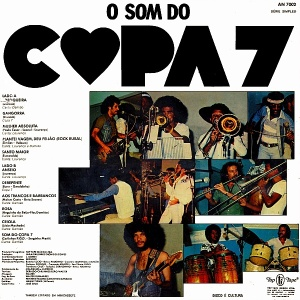 Copa 7 - O Som do Copa 7 (1979)-BACK