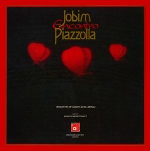 Encontro Jobim Piazzolla (1988)
