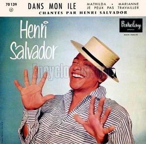 Henri Salvador - Dans Mon Ile Nr. 3 (1958)