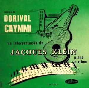 Jacques Klein - Musicas de Dorival Caymmi na Interpretacao de Jacques Klein (1953)