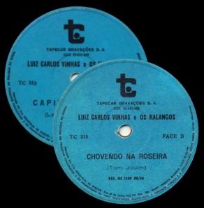 Luiz Carlos Vinhas e Os Kalangos (1971)