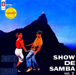 Os Sambistas da Guanabara - Show de Samba Vol. 2 (1964)