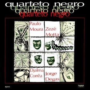 Quarteto Negro - Quarteto Negro (1987)