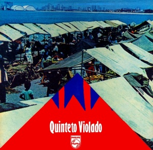 Quinteto Violado - A Feira (1974)