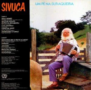 Sivuca - Um Pe No Asfalto Um Pe na Buraqueira (1990)-BACK