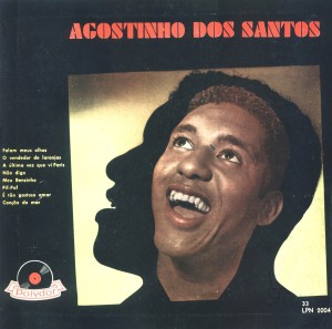 Agostinho Dos Santos - Agostinho Dos Santos Com Orquestra Simonetti