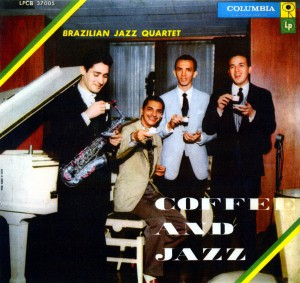 Casé & Brazilian Jazz Quartet - Coffe and Jazz (In Memorian)