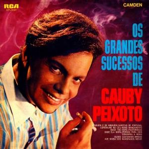 OS GRANDES SUCESSOS DE CAUBY PEIXOTO - (1969) RCA Camden CALB 5197 (a)