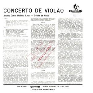 Antonio Carlos Barbosa Lima - Concerto De Violão_2