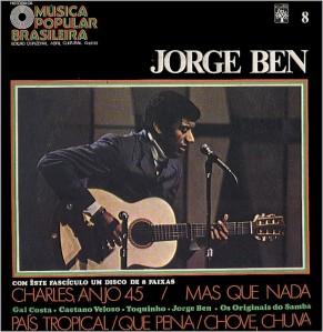 JorgeBen-HistoriaDaMPBcapa