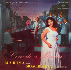Marisa Gata Mansa & Moacyr Silva - Convite a Musica