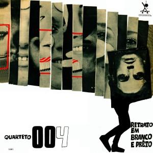 Quarteto 004 - Retrato Em Branco E Preto