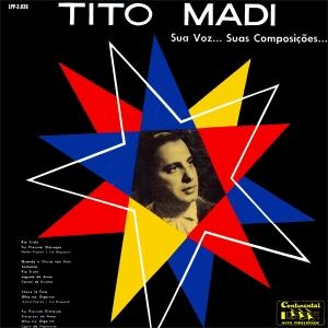 Tito Madi_Tito Madi - Sua Voz... Suas Composições_1958_front