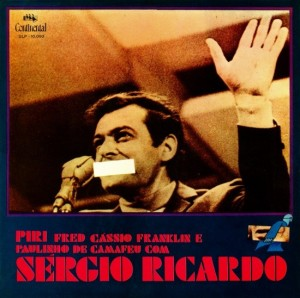 Sérgio Ricardo - Sérgio Ricardo