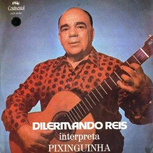 Dilermando Reis - Dilermando Reis Interpreta Pixinguinha (1972) Front