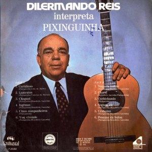 Dilermando Reis - Dilermando Reis Interpreta Pixinguinha (1972)Back