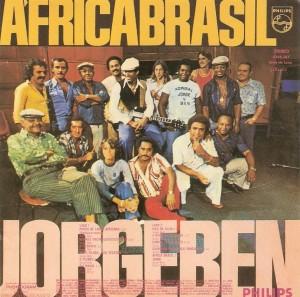 Jorge Ben - África Brasil -Back