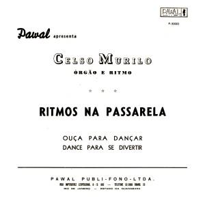 Celso Murilo - Ritmos Na Passarela-Back