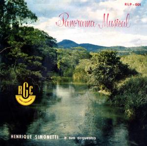 Simonetti - Panorama Musical